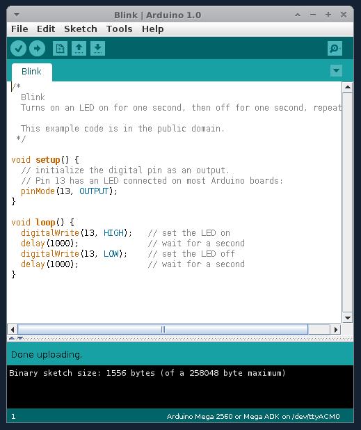 Arduino ide download ubuntu