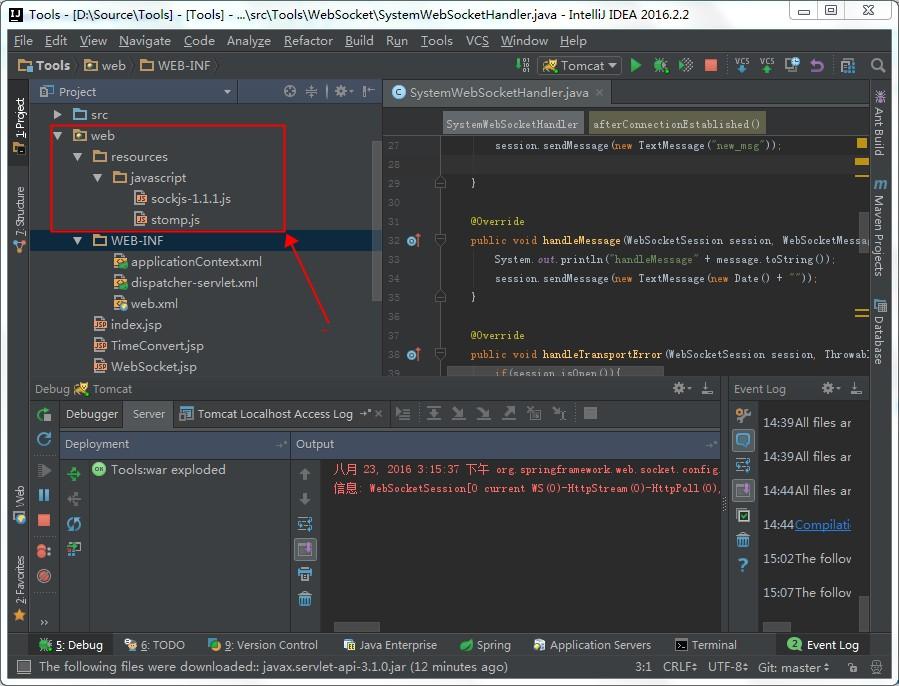stomp-websockjs-resources