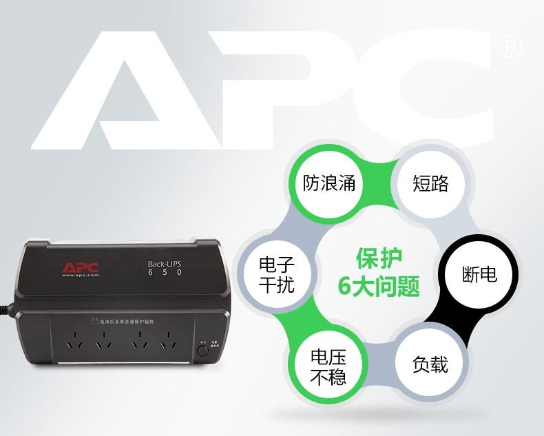 基于APC BK650-CH UPS连接群晖DS718+通过NUT(Network UPS Tools